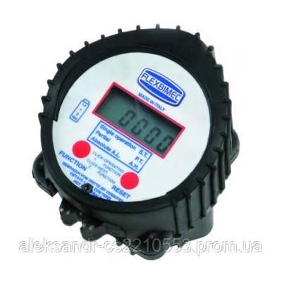 Flexbimec 2849 - Цифровой расходомер для смазочных жидкостей или дизельного топлива