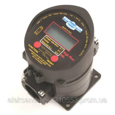 Flexbimec 2851 - Цифровой расходомер с высокой пропускной способностью для масла