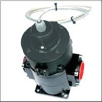 Flexbimec 2853 - Расходомер с овальными шестернями и передатчиком импульсов для масла и антифриза