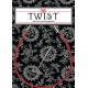 Красный стальной кабель для съемных спиц TWIST Red - Mini 13 см