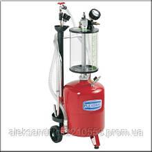 Flexbimec 3027 - Пневматична установка для збору відпрацьованого масла об'ємом 24 л з передкамерою 6.5 л