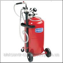 Flexbimec 3080 - Пересувний резервуар для відсмоктування відпрацьованого масла об'ємом 90 л
