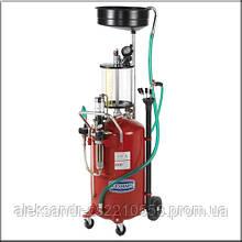 Flexbimec 3095 - Пересувна установка для відсмоктування і зливу відпрацьованого масла об'ємом 90 л