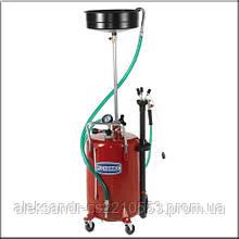Flexbimec 3164 - Установка відкачування-зливу відпрацьованого масла об'ємом 60 л з 10-ти літровій лійкою