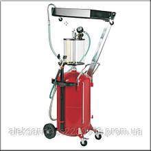 Flexbimec 3190 - Пневматична установка для збору відпрацьованого масла об'ємом 90 л
