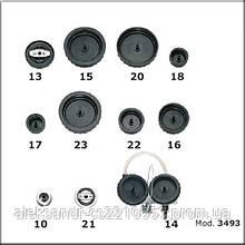 Flexbimec 3493 - Комплект заглушек для автомобилей и грузовиков