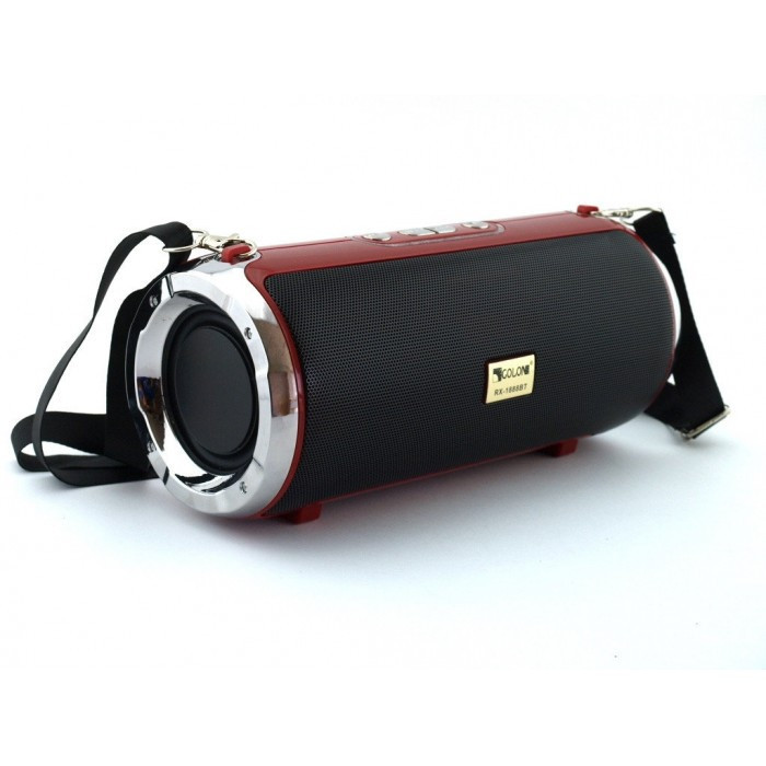 Xtreme Golon Atlanfa RX-1888bt 20W, bluetooth колонка с FM и MP3, красная