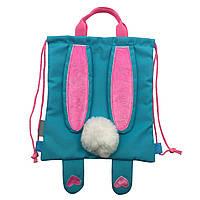 Сумка-мешок детская 1 Вересня SB-13 Honey bunny Разноцветный (556783)