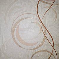 Обои Бадминтон 3606-05 виниловые на флизелине,длина 15 м,ширина 1.06 =5 полос по 3 м каждая