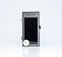 Ресницы INFINITY 20 линий L+ 0.07 Mix 8-14