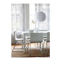 "IKEA ""РЕГОЛИТ"" Абажур для подвесн светильника, белый"