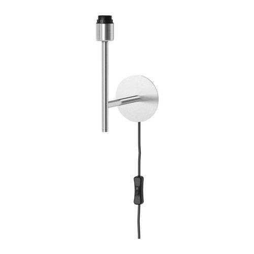"""IKEA """"РОДД"""" основание бра, никелированный"""