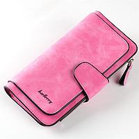 Женский кошелек Baellerry Forever | Розовый, фото 1