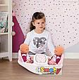 Стульчик для кормления двух кукол двойняшек близнецов Smoby Baby Nurse, фото 6