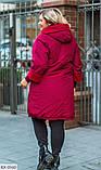 Куртка женская с капюшоном Размеры: 52-54, 56-58, 60-62, 64-66, фото 8