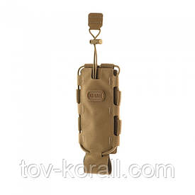 M-Tac подсумок для фляги/бутылки Elite Coyote