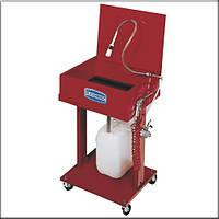 Flexbimec 5908 - Передвижная моечная ванна с замкнутым циклом