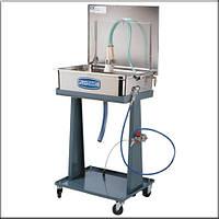 Flexbimec 5953 - Передвижная ванна для мойки деталей с замкнутым циклом с системой рециркуляции жидкости