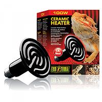 Керамическая лампа Exo Terra Ceramic Heater для обогрева 100W, E27 (PT2046)