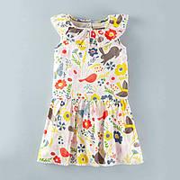 Платье для девочки Птичка Jumping Beans