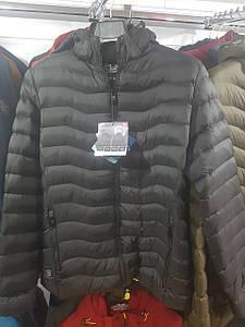 Куртка мужская термо С ПОДОГРЕВОМ холлофайбер