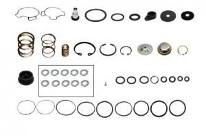 Рем.комплект крана управления тормозами