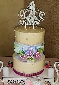 Топперы - украшение для свадебного торта