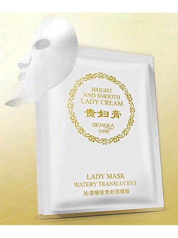 BIOAQUA Bright and Smooth Lady Mask