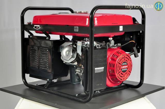 генератор Лифан на 5 кВт