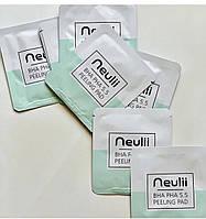 Пилинг-пад  с салициловой кислотой Neulii BHA PHA 5.5 Peeling Pad.