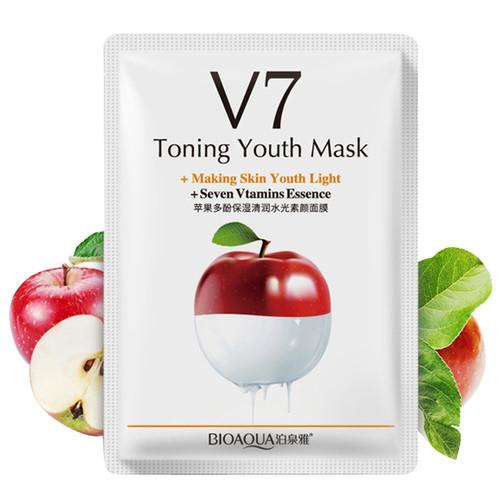 BIOAQUA Toning Youth Mask Apple