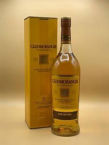 Виски Glenmorangie Original 10 y.o. 1L Гленморандж Ориджинал 10 лет 1л