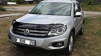 Дефлектор капота VIP TUNING Volkswagen Touran с 2010 г.в.