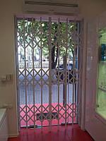 Раздвижные решетки без верхней и нижней лутки, фото 1