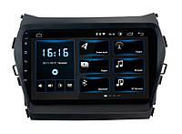 Штатная магнитола Hyundai Santa-Fe 2013-2018 Incar XTA-2409 Android 8.1.0, фото 1