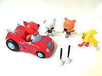 Набор игрушек Мимимишки из 4 героев