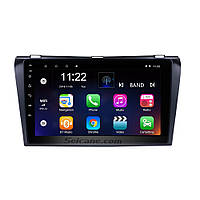 Штатная Магнитола Mazda 3 Android 8.1 GPS 30034IPS 2009-2013