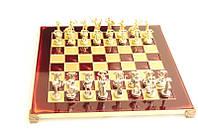 """Шахматы """"Титаны"""" красные, """"Manopoulos"""", фото 1"""