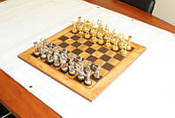"Шахматы ""Оливковый совет"", ""Manopoulos"""