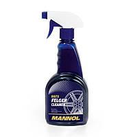 9975 Очиститель дисков Mannol Очиститель дисков и ободов 9975 FELGEN CLEANER