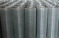 Сетка стальная сварная 25х12,5х0,6мм 1/30м