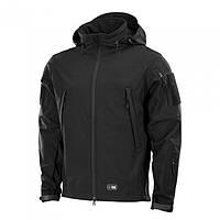 M-Tac Куртка Softshell черная