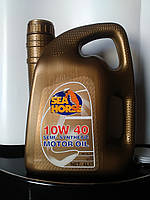 Моторное масло SEA HORSE 10W-40 (4л)