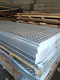 Алюмінієвий лист рифлений ГОСТ АД0 (ISO 1050H24), фото 2