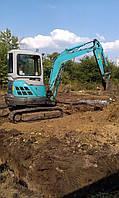 Выкорчевать дерево техникой в Харькове и области