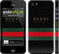"""Чехол на iPhone 5s Gucci 1 """"451c-21"""""""