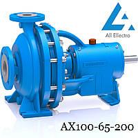 Насос химический АХ100-65-200 К-СД