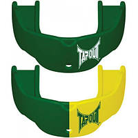 Капа TapouT (2 штуки) Green/Yellow (TO-002)