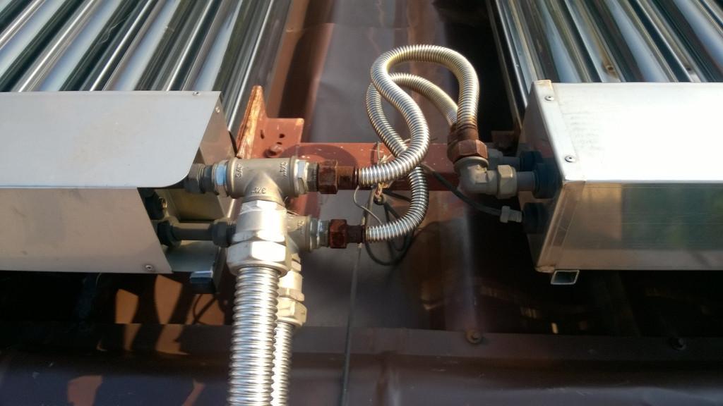 ДО. Простое параллельное подключение двух разных полей, для гарантированного уменьшения КПД системы.