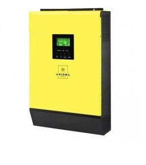 Інвертор сонячний гібридний AXIOMA energy ISGRID 2000 2кВт 1 фаза 1МРРТ, фото 2
